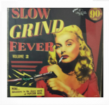 VA. LP - ✶✶ SLOW GRIND FEVER Vol.2 ✶✶ - Superb Popcorn R&B Compilation!!!!!!!!